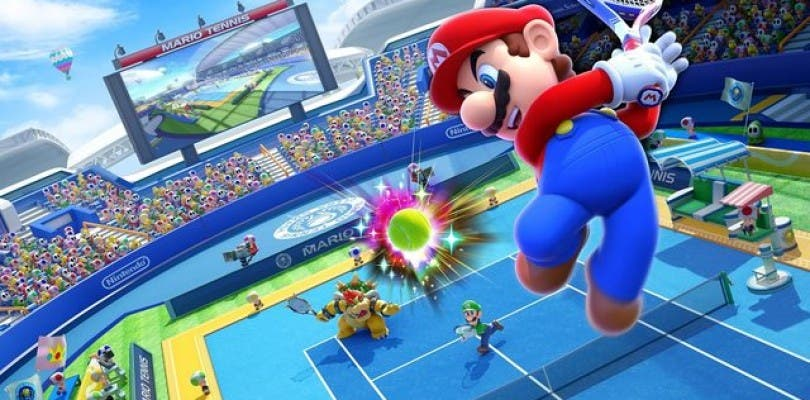 Gameplays de Mario Tennis: Ultra Smash