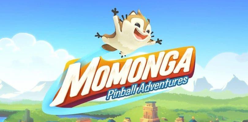 Momonga Pinball Adventures se muestra en un tráiler