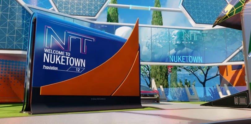 Call of Duty Black Ops 3 – 10 minutos de gameplay en el mapa Nuk3town