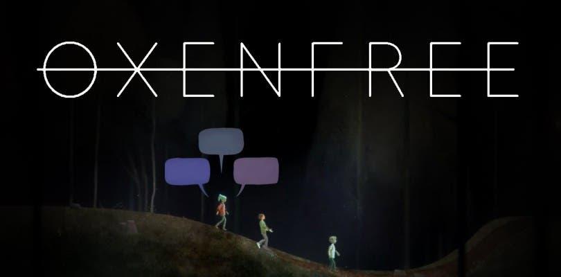Oxenfree ya se puede descargar en Xbox One y PC
