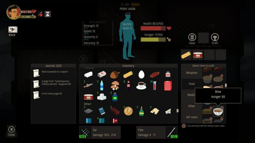 Skyhill análisis review daedalic mandragora meridiem pc Steam 1
