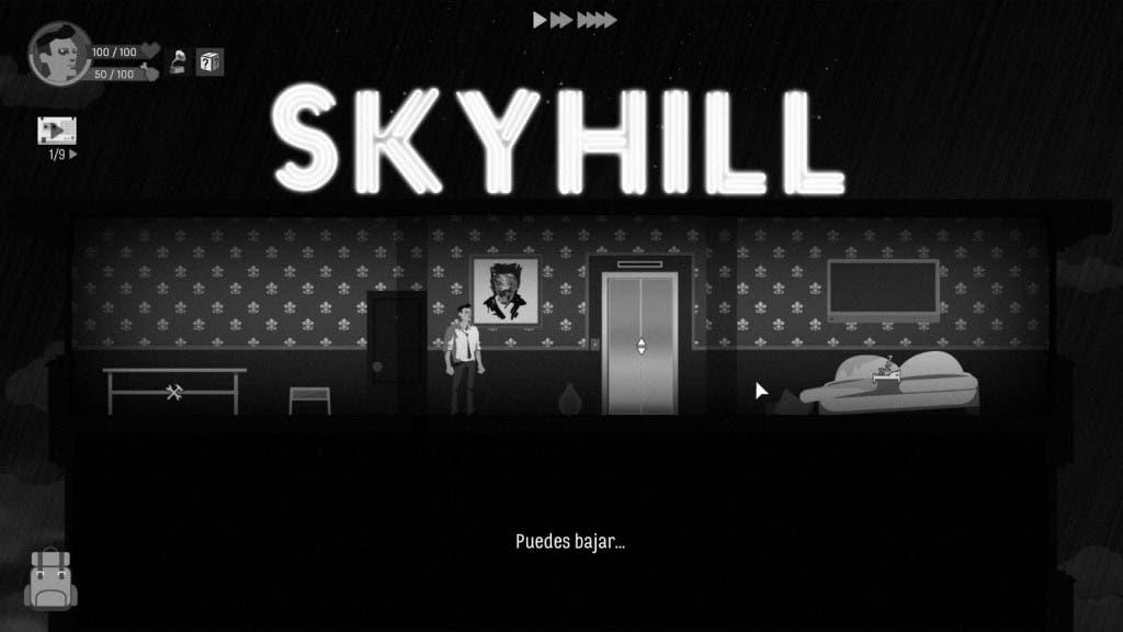 Skyhill análisis review daedalic mandragora meridiem pc Steam 3