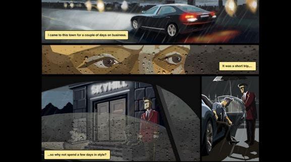 Skyhill análisis review daedalic mandragora meridiem pc Steam 5