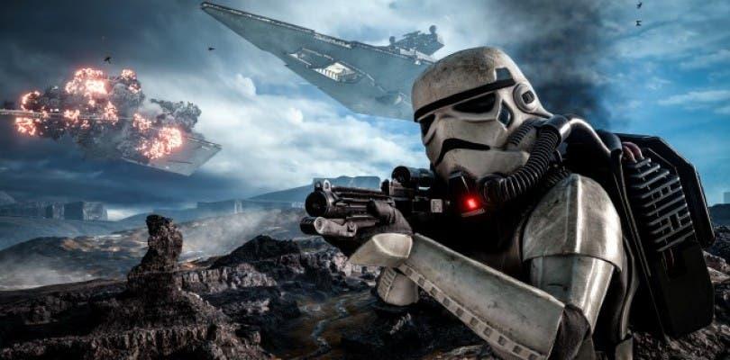 Creado un mod para mejorar los gráficos de Star Wars: Battlefront