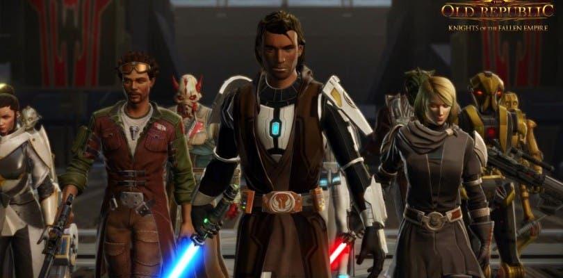 Complex presenta el documental sobre Star Wars: The Old Republic