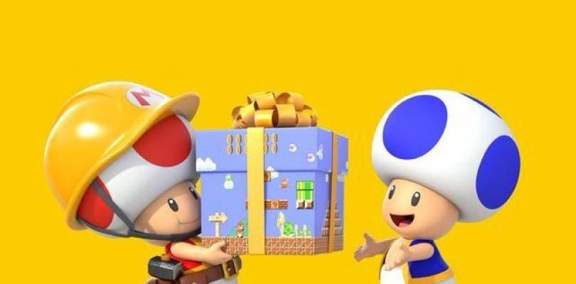 Super Mario Maker recibe la actualización 1.31