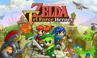 The Legend of Zelda: Tri Force Heroes vende menos de lo esperado en Japón