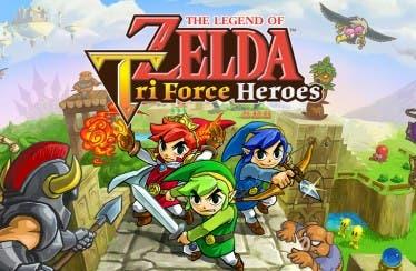 Se encuentra un glitch en The Legend of Zelda: Tri Force Heroes