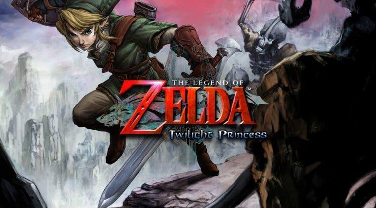 Imagen de The Legend of Zelda: Twilight Princess HD contiene un easter egg del próximo juego