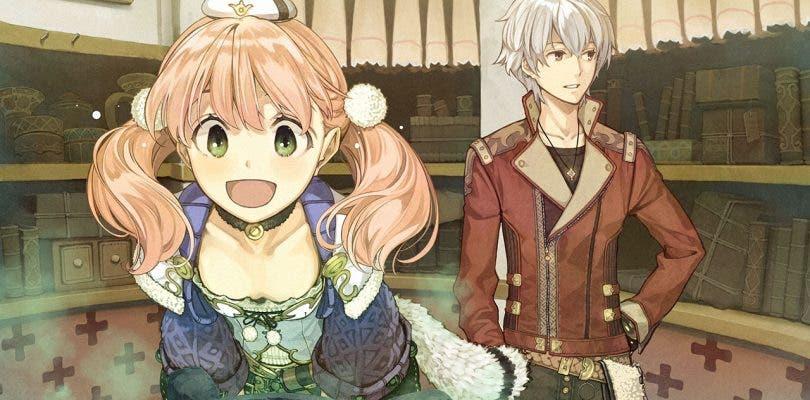 Un nuevo juego de la saga Atelier se anunciará el 24 de mayo