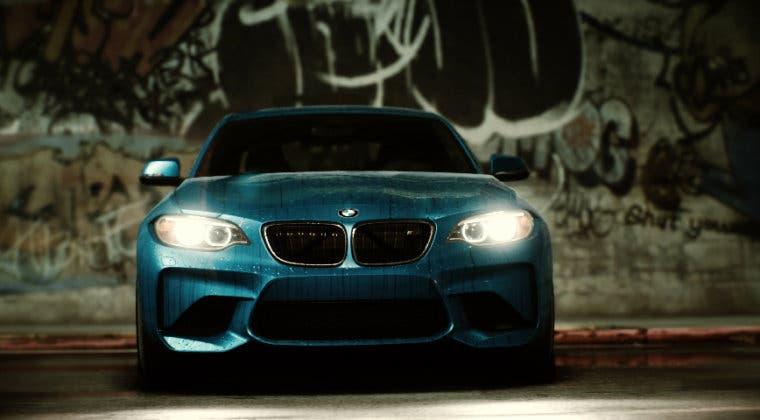 Imagen de El BMW M2 Coupé se une a la lista de coches disponibles en Need for Speed