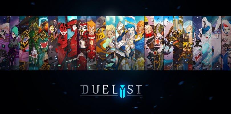 Se muestran nuevas imágenes sobre el juego estratégico multijugador Duelyst