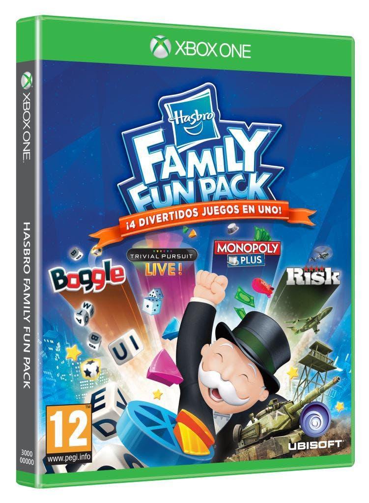 Ubisoft Anuncia El Recopilatorio Hasbro Family Fun Pack