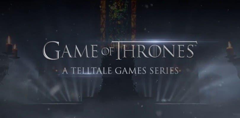 La edición física de Game of Thrones: A Telltale Game Series ya tiene fecha