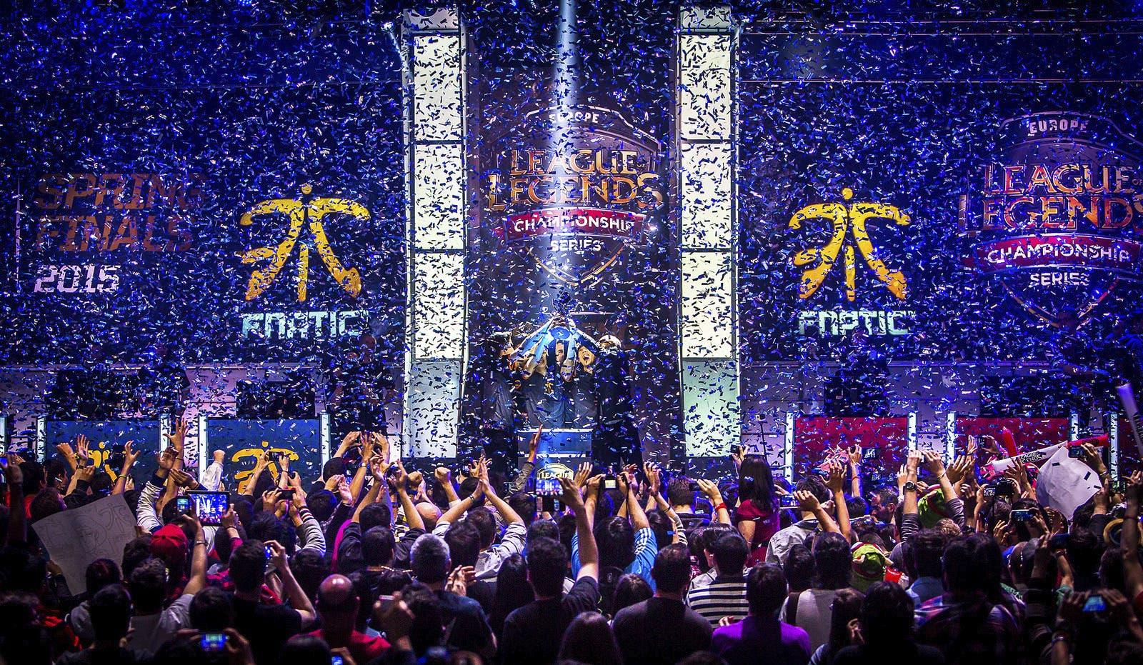 Imagen de Los eSports generarán 747 millones de dólares en 2015