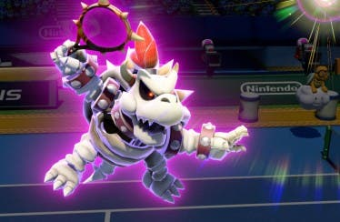 Mario Tennis: Ultra Smash nos presenta en acción el modo Tenis Convencional