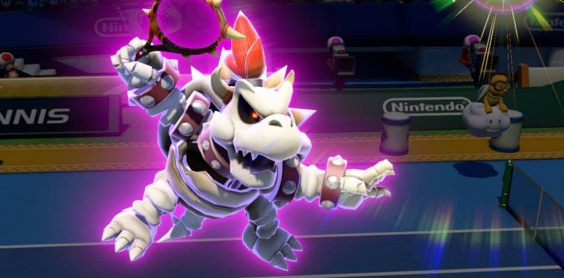 Desvelados dos nuevos personajes en Mario Tennis: Ultra Smash