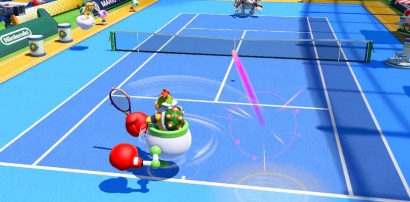 Mario Tennis: Ultra Smash no tendrá comunidades