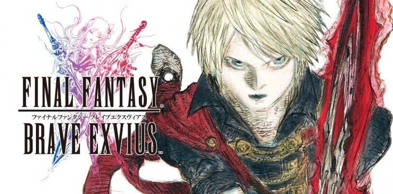 Fecha de lanzamiento y nuevo tráiler de Final Fantasy: Brave Exvius