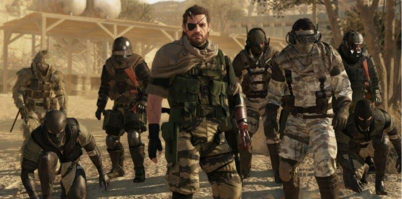 Notas del parche 1.02 de Metal Gear Online