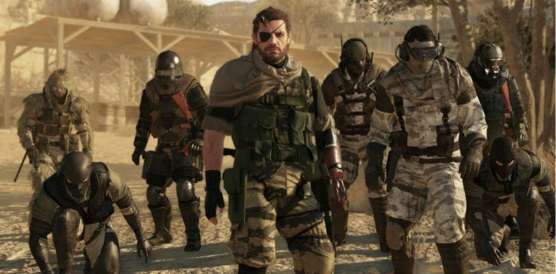 Metal Gear Online llega a PC