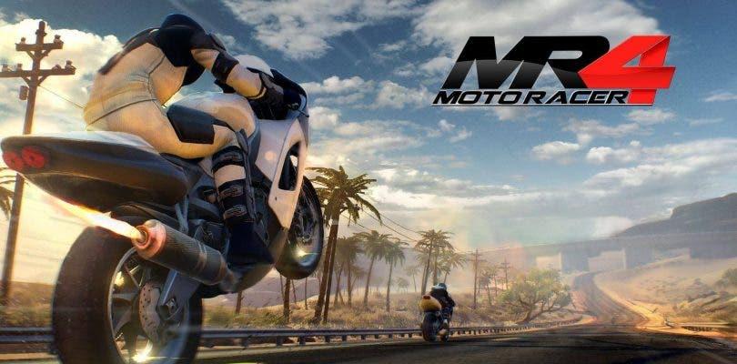 Motor Racer 4 se retrasa hasta el mes de noviembre