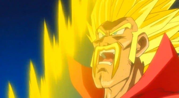 Imagen de Dragon Ball Super muestra un supuesto Mr. Satán Super Saiyan