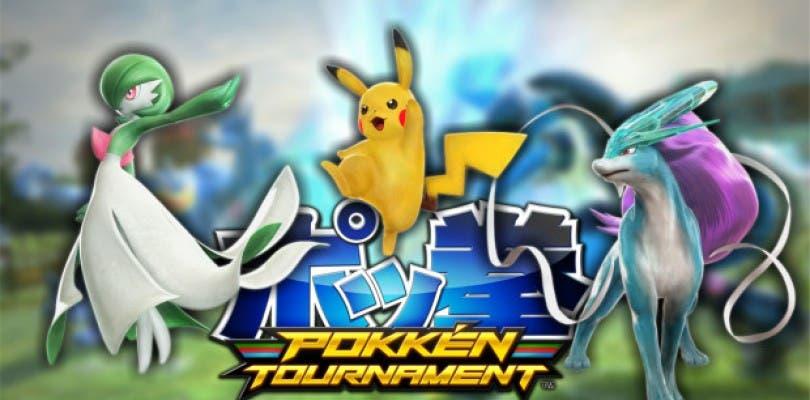 Pokkén Tournament tendrá un pack con Wii U para todos los mercados