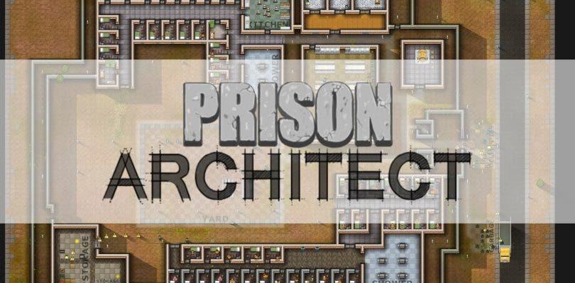 Prison Architect ya tiene fecha de lanzamiento en consolas