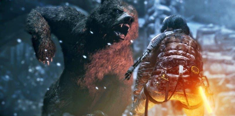 Spot televisivo de Rise of the Tomb Raider