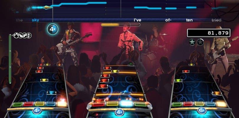 El crowdfunding para la versión PC de Rock Band 4 no llega a su objetivo