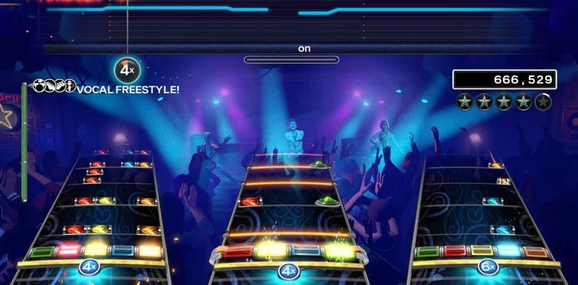 Ya se pueden importar las canciones de Rock Band 3 a Rock Band 4