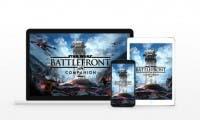 Descubre el uso de las aplicaciones de Star Wars Battlefront