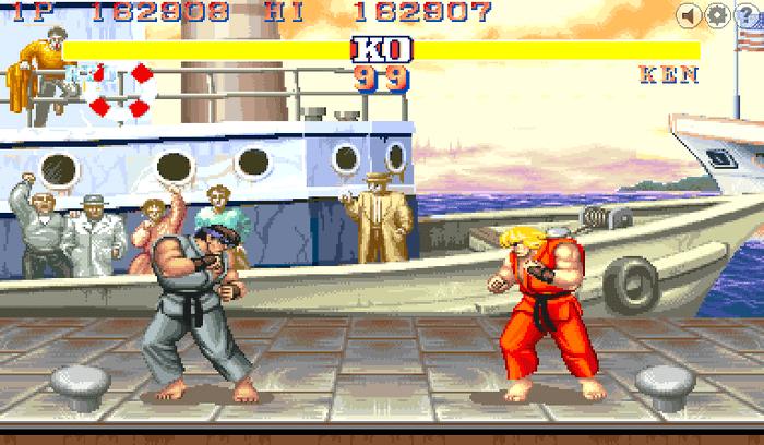 Imagen de Confirmada la remasterización de la BSO de Street Fighter II