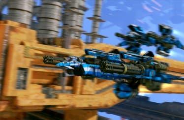 Strike Vector EX se muestra en un nuevo tráiler