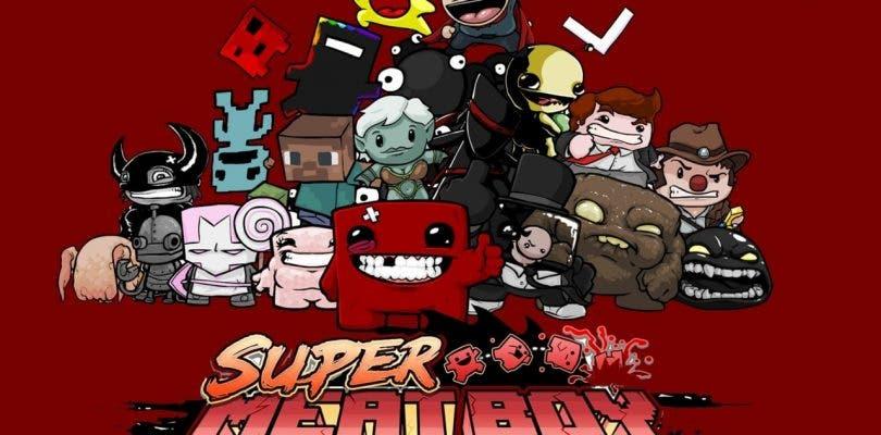 Super Meat Boy llegará a Wii U la semana que viene