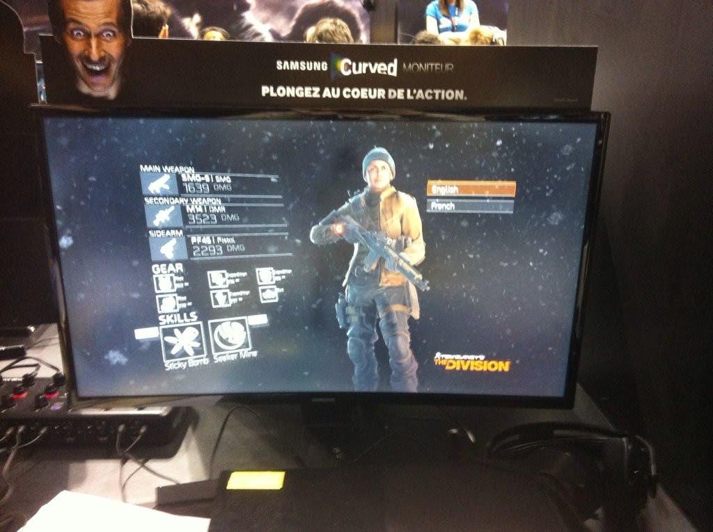 Imagen by EkinoX en la Paris Games Week