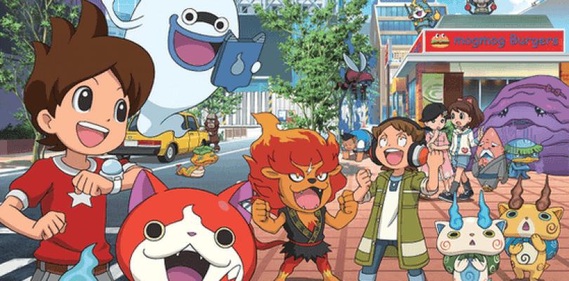 Yo-Kai Watch muestra su spot televisivo