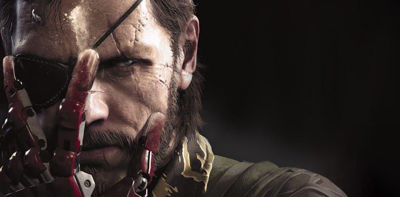 Se desvela el contenido de la próxima actualización de Metal Gear Solid V