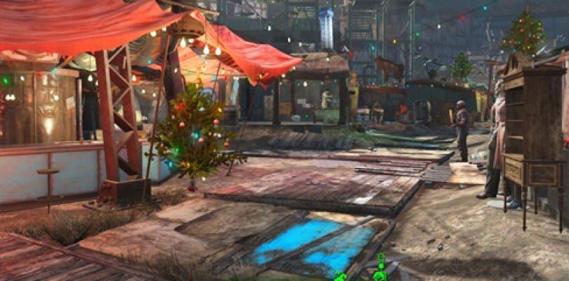 En Fallout 4 también se celebra la Navidad