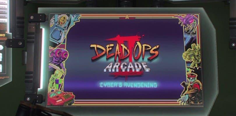 Black Ops 3 nos muestra en detalle Dead Ops Arcade 2 junto a más detalles
