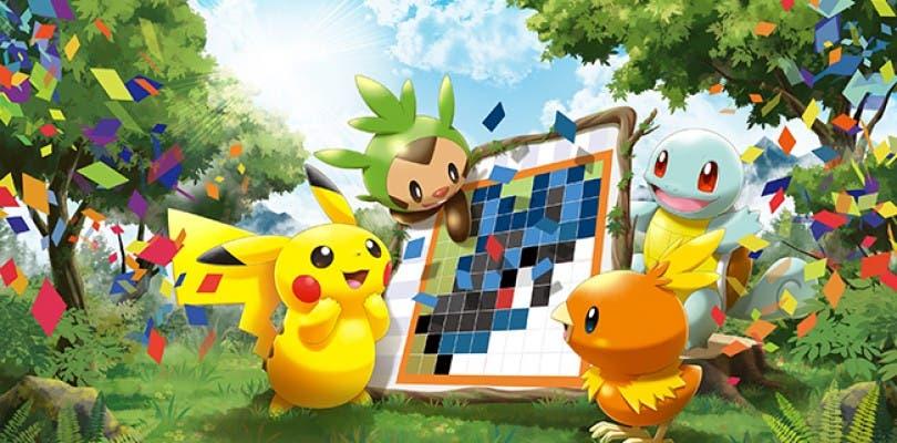 Anunciado Pokémon Picross para Nintendo 3DS