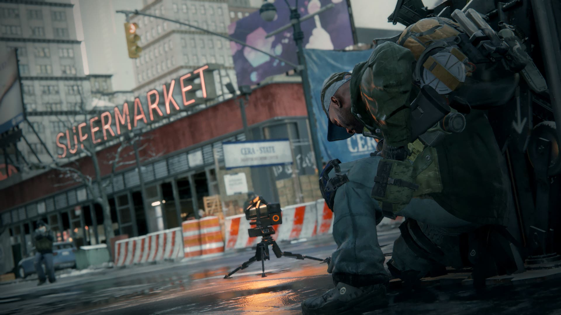 Imagen de Ubisoft cree que los retrasos no hacen daño a The Division