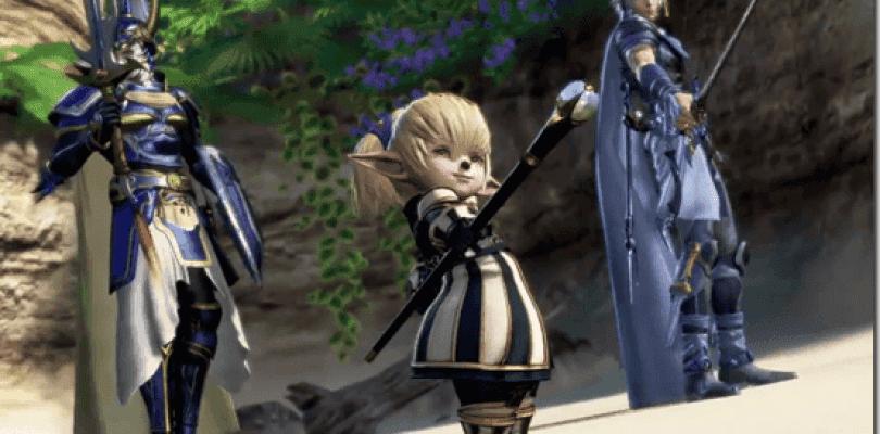 Nuevo tráiler de Dissidia Final Fantasy centrado en sus entregas online