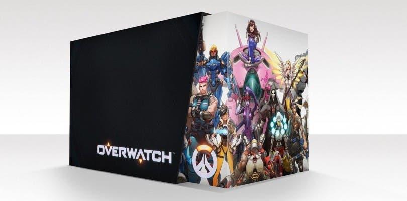 Este es el contenido de la edición coleccionista de Overwatch