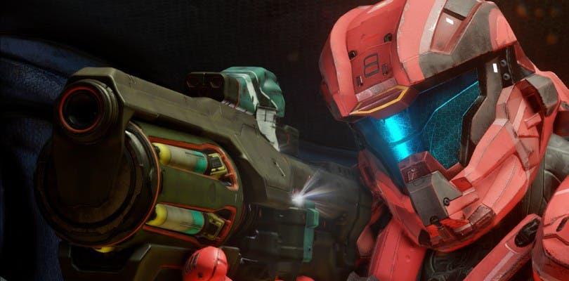 Halo 5: Guardians se actualizará con nuevos mapas este mes