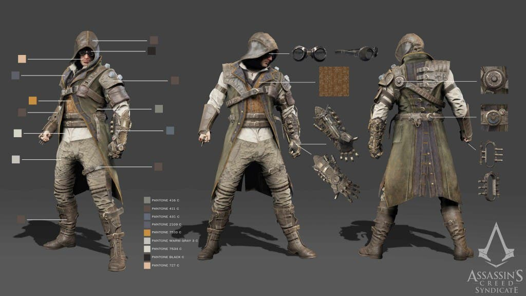 AC Syndicate Jacob Steampunk