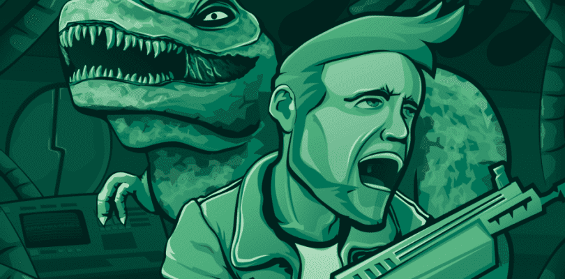 Alien Dinosaurs busca financiación y apoyo en varias plataformas