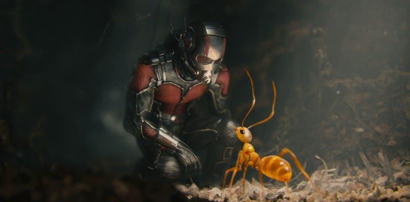 Se muestra nuevo arte conceptual de Ant-Man