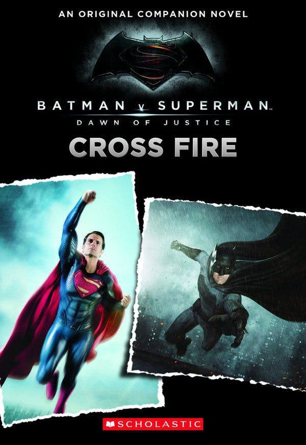 Areajugones Batman v Superman Crossfire